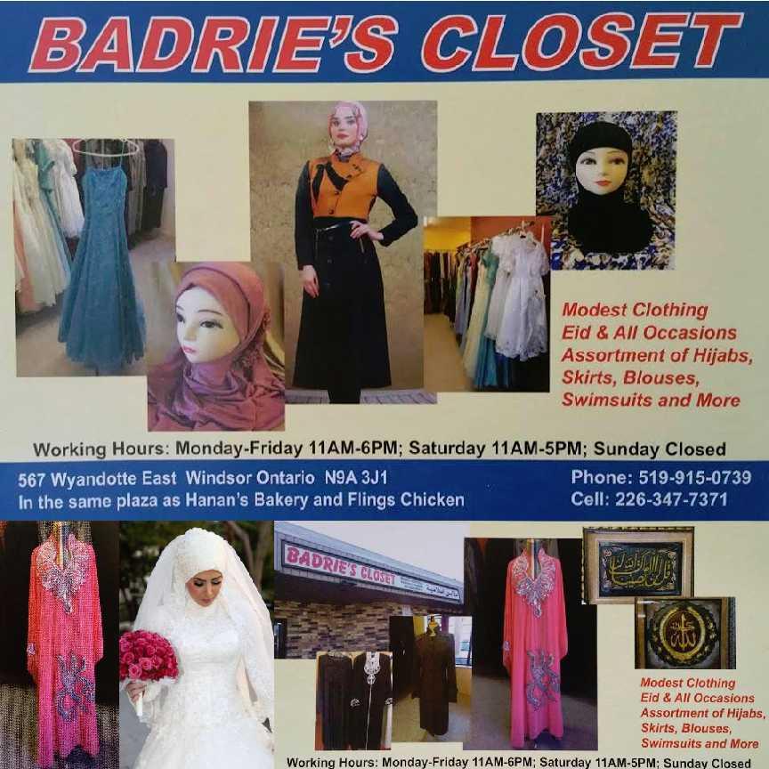 Badrie's Closet