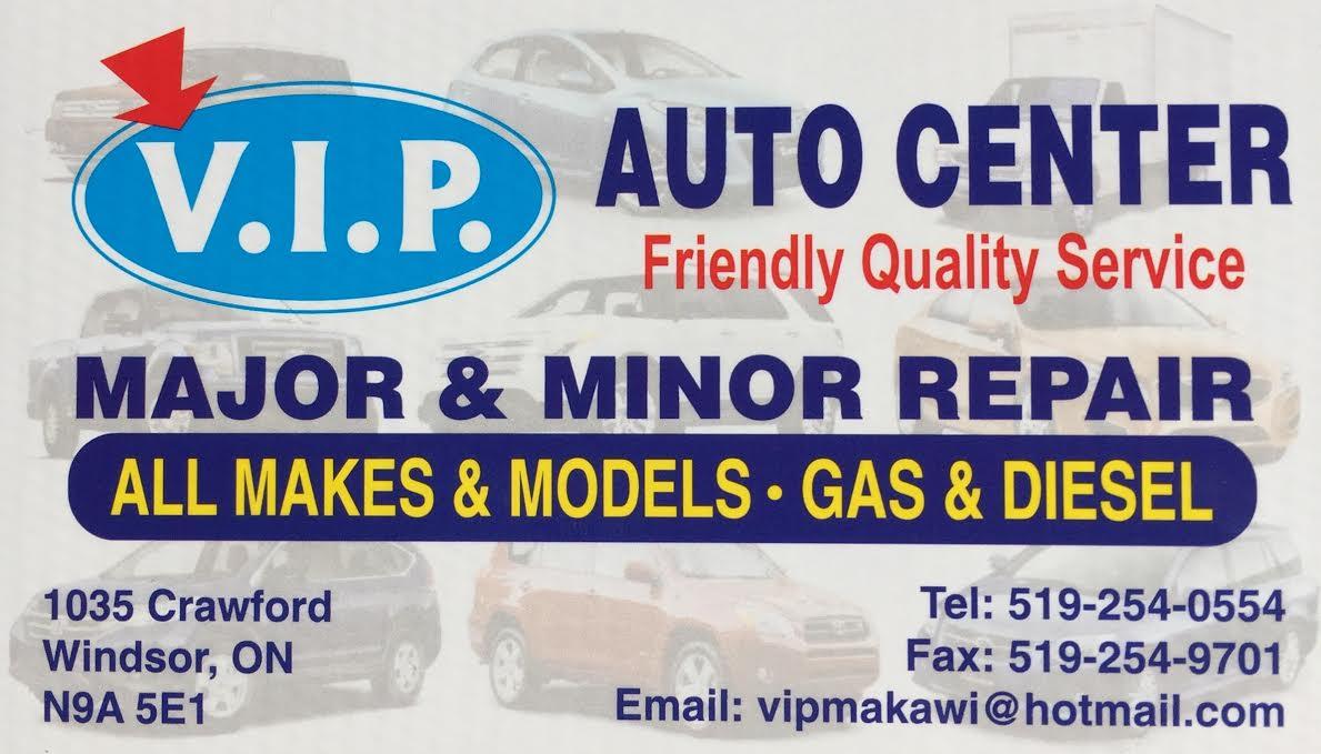 VIP Auto Centre