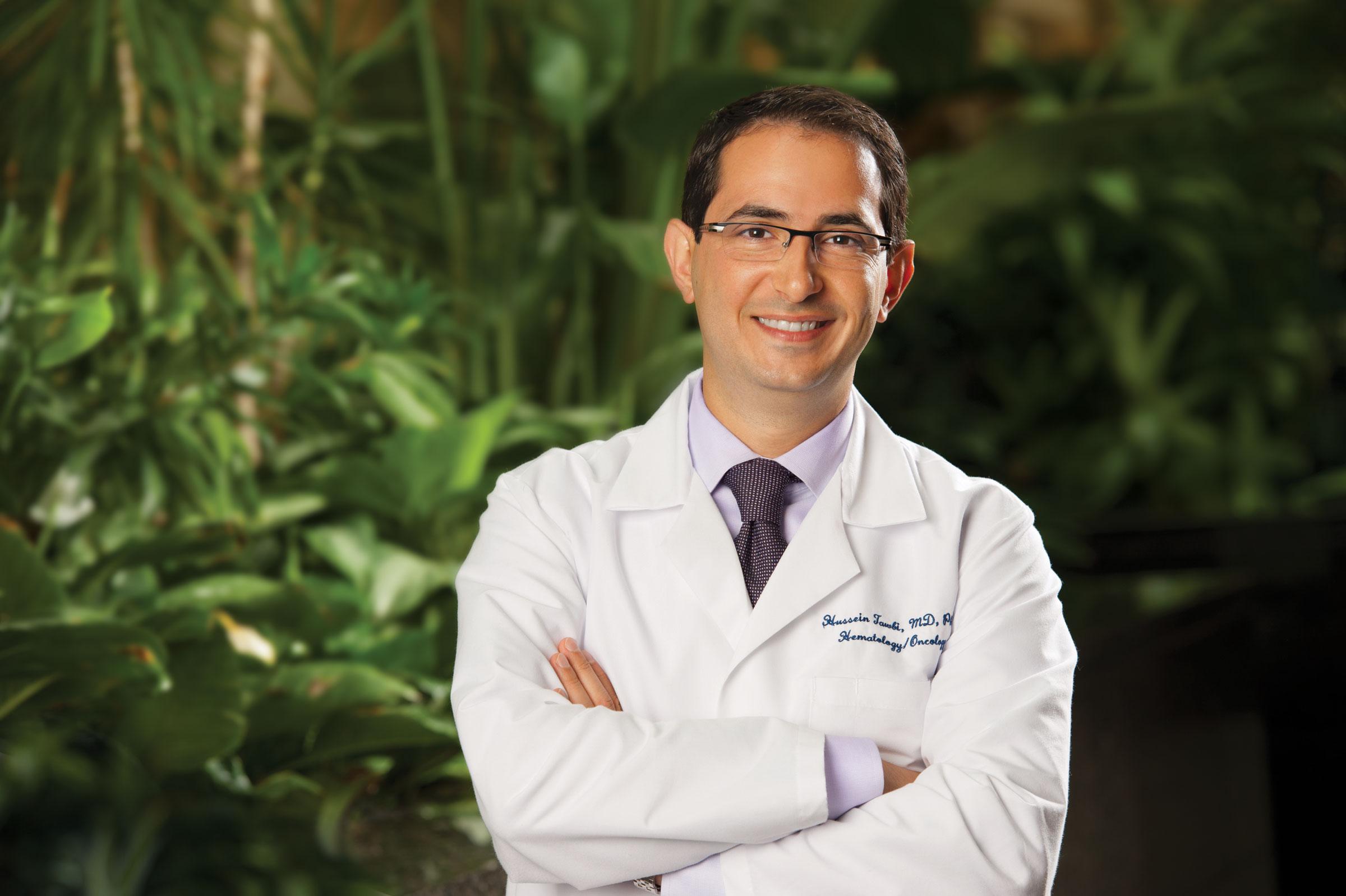 دكتور من بلدة عيترون الجنوبية.. يسطع نجمه في بلاد الغرب.. ويتصدر الصحف بنجاجه :   الدكتور حسين توبي  .