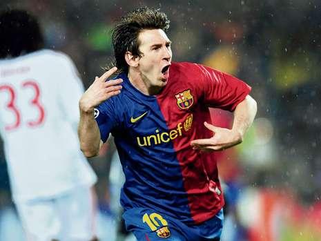 النجم الأرجنتيني ليونيل ميسي    يغيب  عن فريق  برشلونة الاسباني