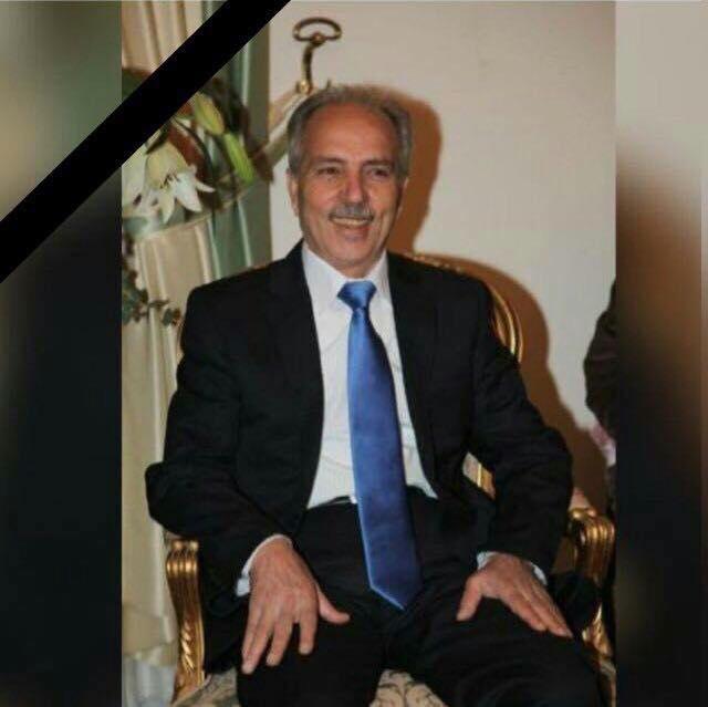 وفاة المرحوم الاستاذ محمد عبد الكريم نجار( أبو كريم )  في  مدينة  شمسطار  في البقاع اللبناني  .