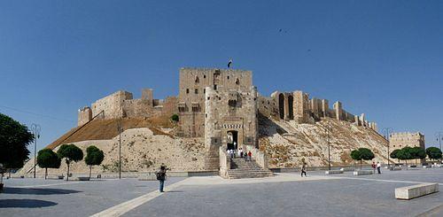 قلعة حلب.. من دوي القذائف إلى أنغام الموسيقى