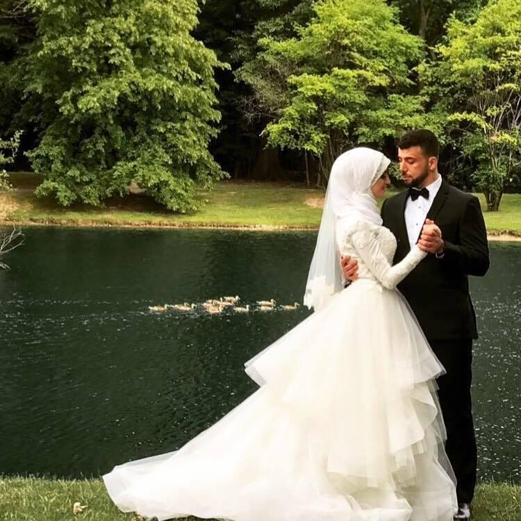 زفاف الصديق العزيز شوقي حبيب حمقة على العروس الرقيقة  جنان علي المصري