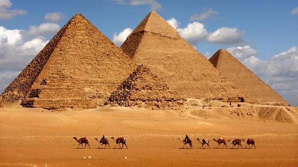"""مصر.. دليل """"جديد"""" على طريقة بناء الهرم الأكبر"""