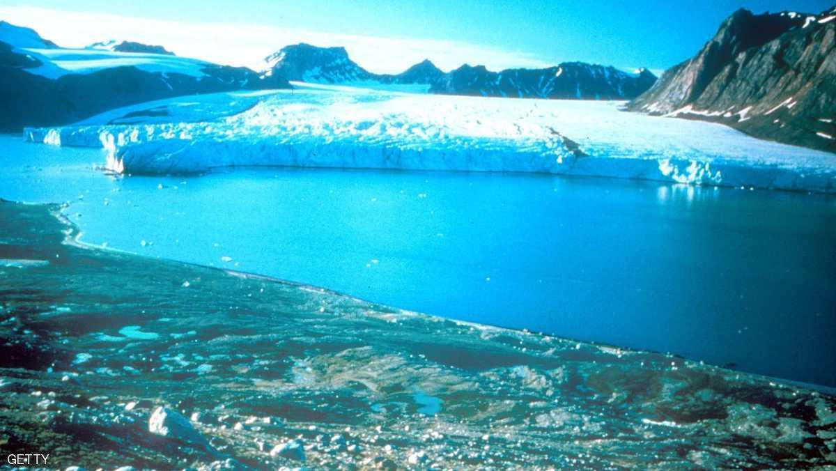 دراسة علمية  حديثة    : جليد القطب الشمالي ربما يختفي بحلول 2040