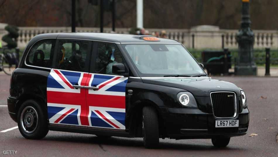 تاكسي لندن  الكهربائي  الجديد